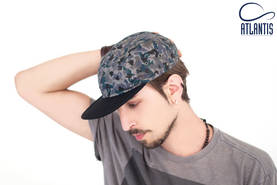 Monk 5-panel lippis - Atlantis Outlet - 0001333 - 1